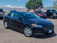 Ford Certified, Superb Condition. SE trim, Shadow Black