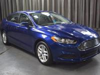 This 2016 Ford Fusion SE is offered to you for sale by