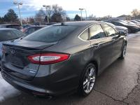 CARFAX One-Owner. Magnetic 2016 Ford Fusion Titanium