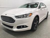 Options:  2016 Ford Fusion Titanium|Green|Recent