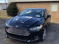CARFAX One-Owner. Clean CARFAX. Chrome 2016 Ford Fusion