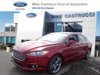 Ruby Red Metallic Tinted Clearcoat 2016 Ford Fusion