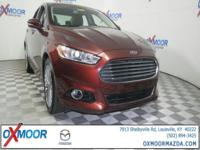 CARFAX One-Owner. 6-Speed Automatic. 33/22 Highway/City