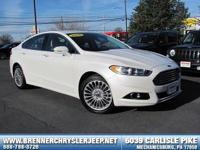 Look at this 2016 Ford Fusion Titanium. Its Automatic