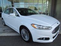 Warranty Included. Fusion Titanium, EcoBoost 2.0L I4