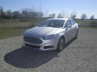 ONE OWNER!! LOW MILES!! CERTIFIED! LOADED with Leather,
