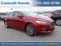 $$$ PRICED BELOW MARKET $$$ This 2016 Ford Fusion