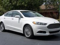You're looking at a 2016 Ford Fusion Titanium in