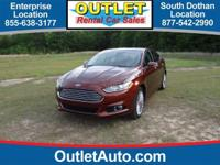 This 2016 Ford Fusion Titanium is proudly offered by