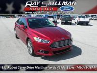 REDUCED FROM $18,988!, EPA 33 MPG Hwy/22 MPG City! Ford