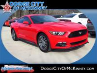 Introducing the 2016 Ford Mustang! A great car and a