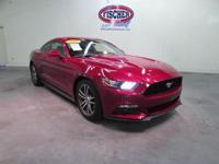 2016 Ford Mustang EcoBoost, 2D Premium Coupe ** 310 Hp