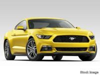 This 2016 Ford Mustang EcoBoost at Century Chevrolet is