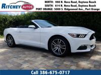 LOW MILEAGE 2016 FORD MUSTANG ECO BOOST PREMIUM