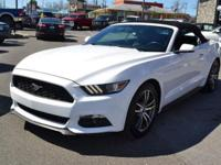 This 2016 Ford Mustang 2dr 2dr Convertible EcoBoost