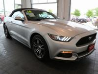 Options:  2016 Ford Mustang Ecoboost