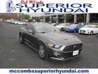 Trustworthy and worry-free, this Used 2016 Ford Mustang