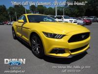 2016 Ford Mustang EcoBoost Premium  New Price!