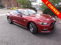 New Price! 2016 Ford Mustang GT 5.0L V8 Ti-VCT 6-Speed