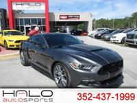 2016 MUSTANG GT PREMIUM PACKAGE LOADED WITH LEATHER