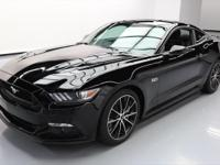 This awesome 2016 Ford Mustang comes loaded with the