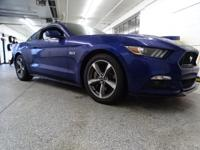 2015 GT Mustang Coupe, MOD 5.0L-4V DOHC SEFI NA 6 Speed