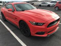 This 2016 Ford Mustang GT is for Ford fanatics the