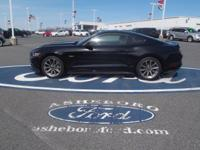 This Ford Mustang has a powerful Premium Unleaded V-8