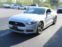 Mustang GT, 2D Coupe, 5.0L V8 Ti-VCT, 6-Speed Manual,