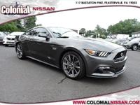 Check out this 2016 Ford Mustang GT Premium which has
