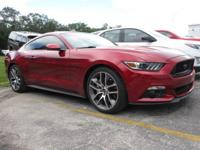 Look at this 2016 Ford Mustang GT. Its transmission and