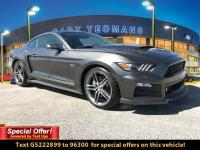 CARFAX One-Owner. Magnetic 2016 Ford Mustang GT ROUSH