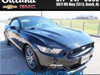 One Owner. Mustang GT Premium, 2D Convertible, 5.0L V8