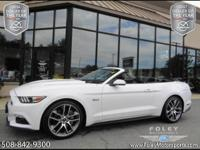 2016 FORD Mustang GT Premium Convertible... Oxford