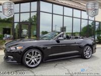 2016 FORD Mustang GT Premium Convertible... Shadow