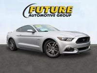 Check out this 2016 Ford Mustang GT Premium. Its