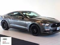 This 2016 Ford Mustang GT Premium is offered to you for