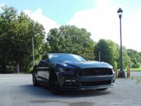2016 Ford Mustang GT Premium SUPERCHARGED. This premium
