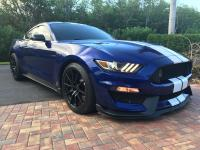2016 GT350 Track Pack with Recaro Seats and