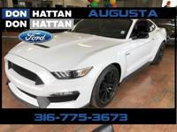 New Price! White 2016 Ford Mustang Shelby GT350 RWD