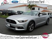 New Arrival! CarFax One Owner! This Ford Mustang is