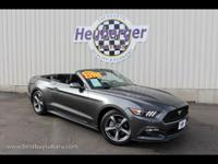 6 Cylinder  Options:  6-Speed Manual|Clean Carfax With