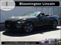 Recent Arrival! 2016 Ford Mustang V6 2D Convertible,