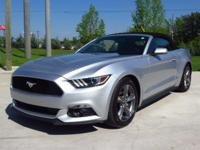 Check out this 2016 Ford Mustang V6. Its transmission