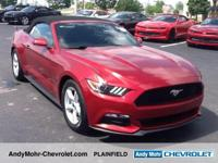 Ford Mustang  Clean CARFAX. CARFAX One-Owner. Odometer