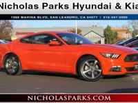 2016 Ford Mustang V6 Recent Arrival! CARFAX One-Owner.