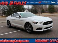Mustang V6, 2D Coupe, 3.7L V6 Ti-VCT 24V, Automatic,