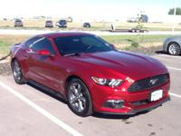 This 2016 Ford Mustang V6 is proudly offered by Rapid