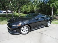 This 2016 Ford Mustang 2dr 2dr Fastback V6 features a