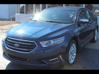 New Price! CARFAX One-Owner. Clean CARFAX. Taurus